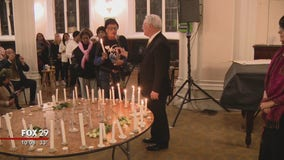 Vigil held for victims of gun violence