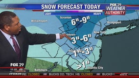 Weather Authority: Winter storm warnings, advisories remain in effect