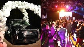 Company gives out 13 Cadillacs, 30 Bahamas cruises at holiday party after record year