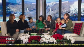 2 pediatric cancer warriors join 'Good Day' to discuss journeys
