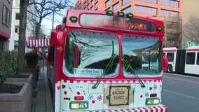 Festibus: SEPTA buses get decked out for the holiday season