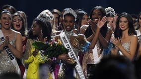 'Black girl magic': Miss America, Miss USA, Miss Teen USA and now Miss Universe are all black women