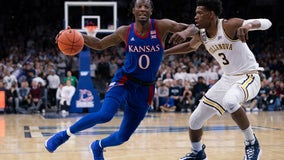 Villanova defeats top-ranked University of Kansas