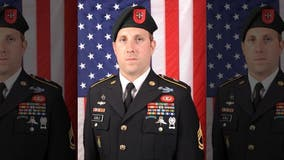 Pentagon says New Jersey soldier killed in Afghanistan