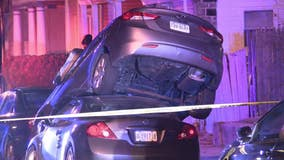 2 teens injured after state police chase ends in multi-vehicle crash in Germantown