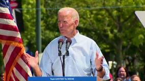 After three tries, Biden finally wins home state presidential primary