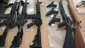 200 arrests made, drugs and assault weapons seized in Kensington bust