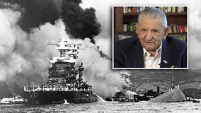 98-year-old Pearl Harbor survivor recalls attack: 'We were just doing our jobs'