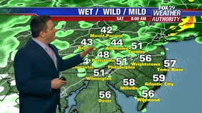 Weather Authority: Flood Watch in effect for parts of the area
