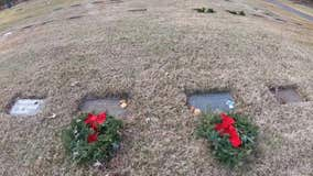 Mystery visitor leaves cookies, thoughtful cards at grave site every Christmas