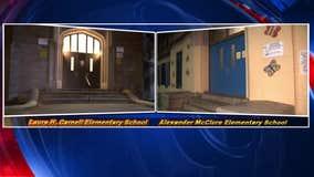 2 Philadelphia elementary schools to remain closed due to asbestos