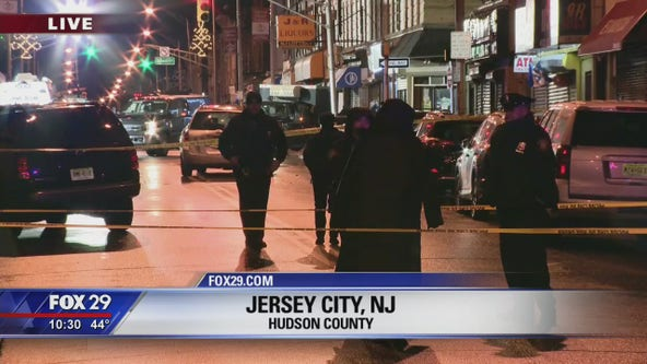 6 people killed in Jersey City shooting, including officer