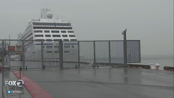 Oakland council member wants to house homeless on cruise ship