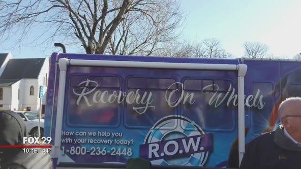 Recovery on Wheels hopes to change stigma surrounding addiction