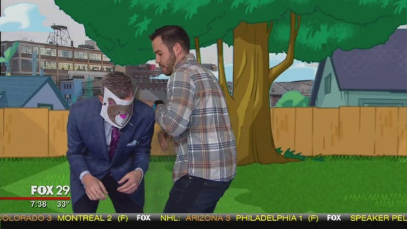 Man who filmed viral video of Delabear joins Good Day