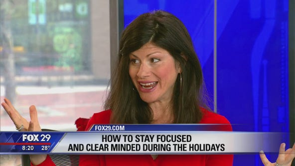 How to stay focused and clear minded during the holidays