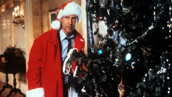 'National Lampoon's Christmas Vacation' returns to theaters for 30th anniversary with $5 tickets