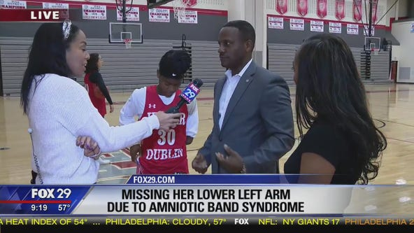 Montgomery County teen inspires with perseverance in spite of rare condition