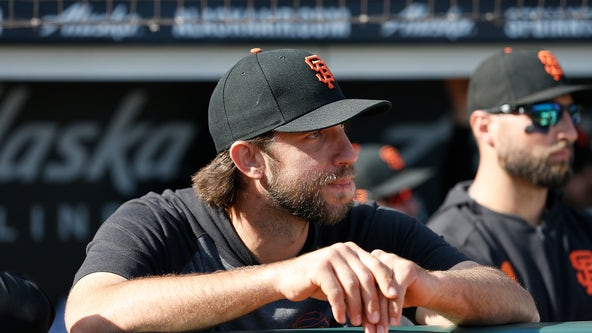 MLB: Pitcher Madison Bumgarner signs 5-year deal with the Arizona Diamondbacks