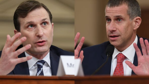 Top House lawyers present evidence, spar over Trump impeachment case in Judiciary hearing