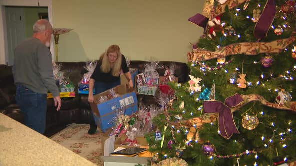South Jersey woman collects donations for children affected by the opioid epidemic