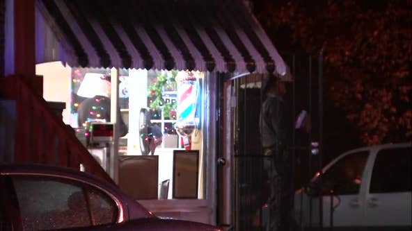 Police: Man shot, killed inside Strawberry Mansion barbershop