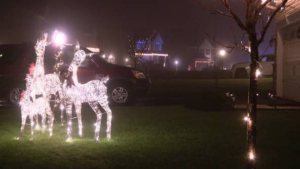 Police: Holiday lights damaged in New Hanover Township