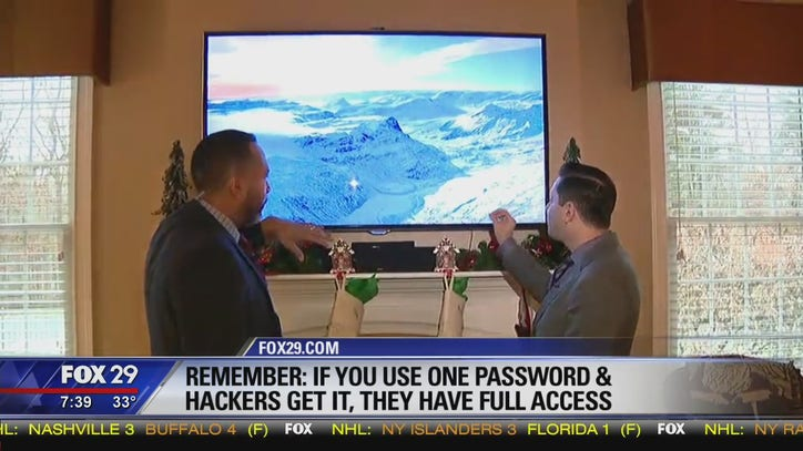 Common tech devices can be easily hacked, breach home security