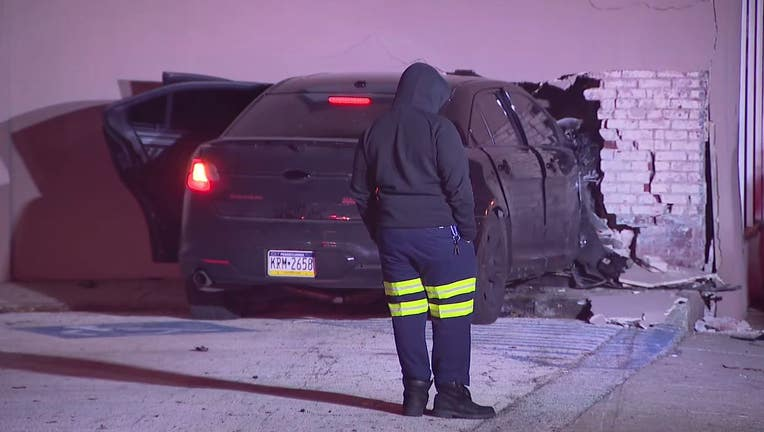 City Avenue crash