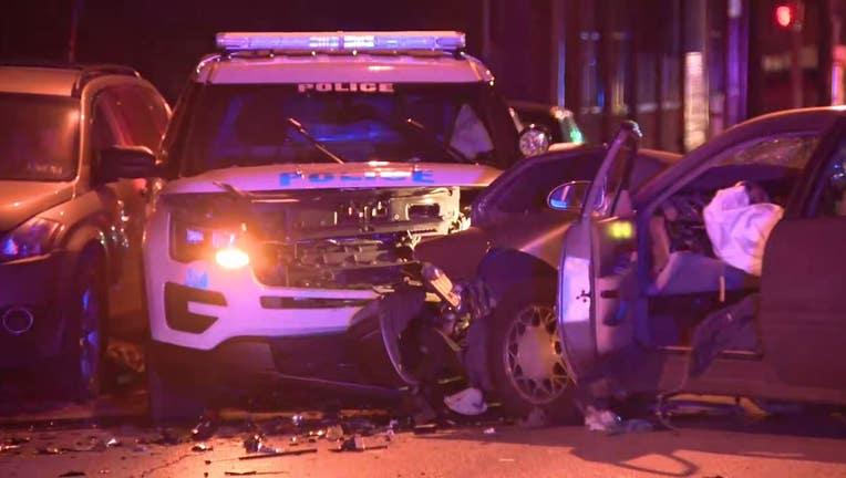 Windrim Avenue crash