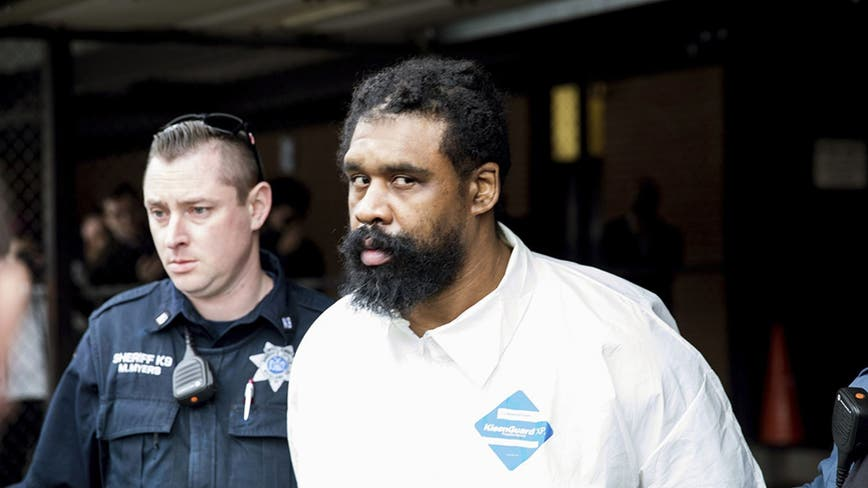 Man charged in deadly Hanukkah attack pleads not guilty
