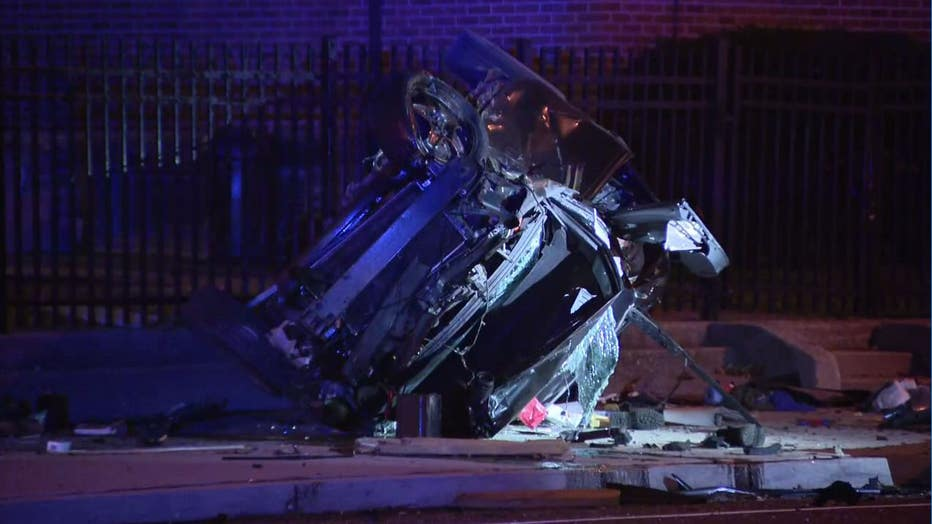 Cottman Avenue crash