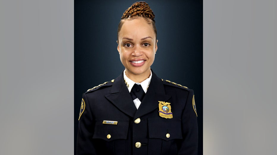 Danielle Outlaw named new commissioner of Philadelphia Police Department