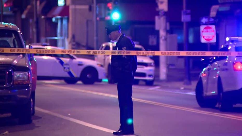 Oxford Street homicide