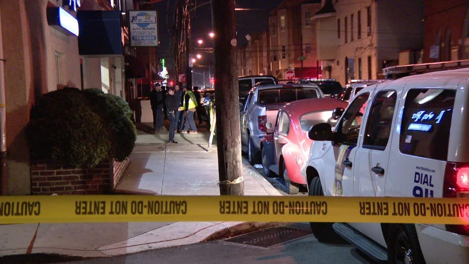 South 8th Street homicide