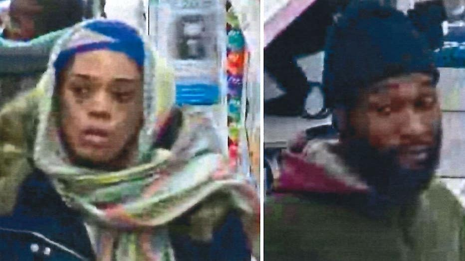 Target baby formula theft suspects