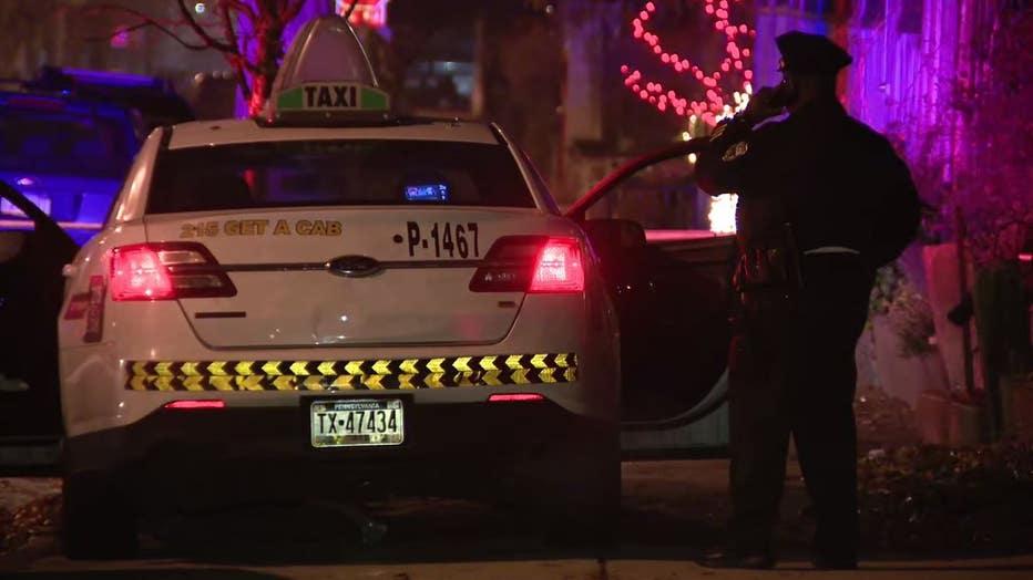 Mantua taxi driver shooting