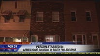 Homeowner stabbed in armed home invasion in South Philadelphia