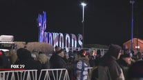 Fans begin to line up for Tuesday Trump rally in Wildwood