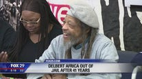 Delbert Africa, Philadelphia MOVE group member, released after 41 years