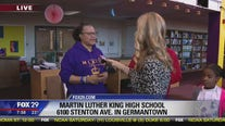 Martin Luther King High School discusses his legacy on MLK Day
