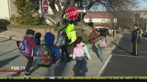 Bob on the Job: Bob Kelly becomes a crossing guard at Bridgeport Elementary School