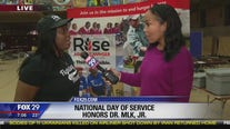 25th annual Day of Service honors DR. MLK, Jr. in NOrth Philadelphia