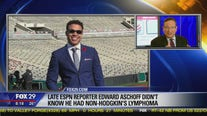 Fiancé: ESPN reporter who died following pneumonia battle had Stage IV cancer