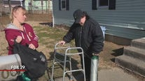 Woman pleads for return of mobility scooter