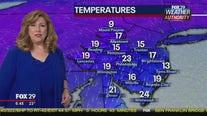 FOX 29 Weather Authority: 7-Day Forecast (Wednesday AM)