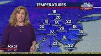 Weather Authority: Sunny, mild Thursday slated across region
