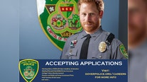 'Royal opportunity': Delaware police department uses royal family woes as recruiting tool