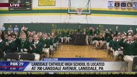 Kelly's Classroom: Lansdale Catholic High School