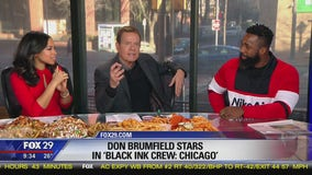 Black Ink Crew: Chicago's star discusses important issues on Good Day